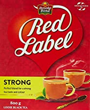 Brooke Bond Red Label Black Tea Loose, 800g