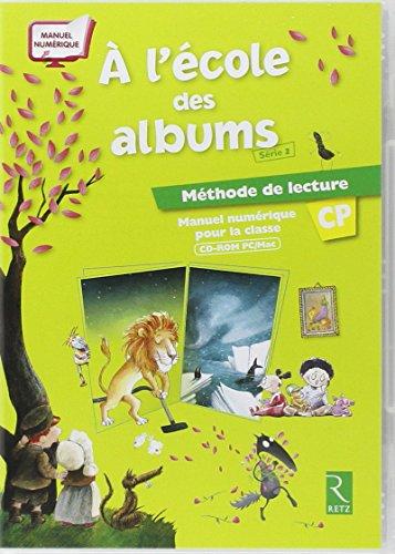 Méthode de lecture : A l'école des albums CP - Série 2