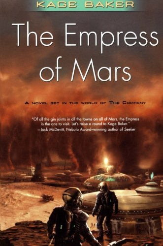 The Empress of Mars (Company (Paperback))