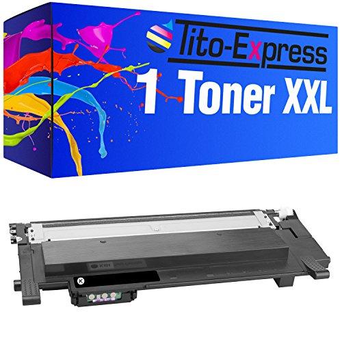 Samsung Laser-drucker Tinte (PlatinumSerie® 1x Toner-Kartusche XL Black kompatibel zu Samsung CLT-K404S Xpress C430 C430W C480 C480W C480FN C480FW)