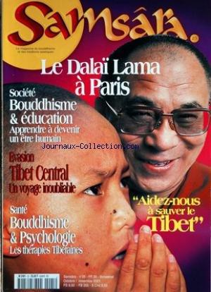 SAMSARA [No 25] du 15/10/2001