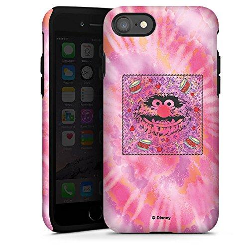 Apple iPhone X Silikon Hülle Case Schutzhülle Disney Muppets Fanartikel Merchandise Tough Case glänzend