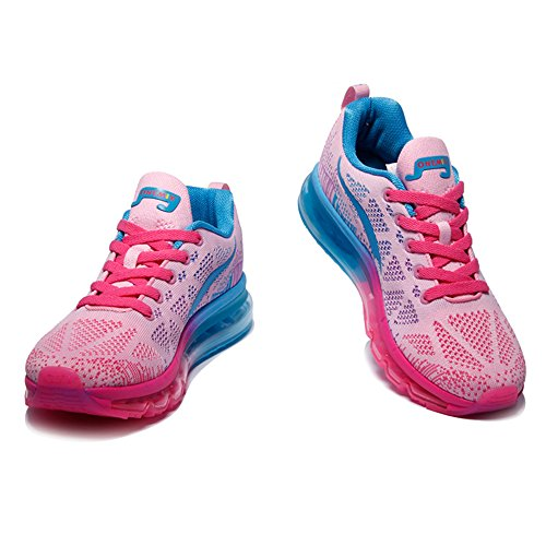 Course Femme 1st Respirante Lune rose Rhythm Adulte Mixte ONEMIX Generation de Sneakers Homme Gym Air Chaussures Music X4Z45q