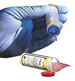 Servoprax A1 0301 Haematokrit Kapillaren, nicht heparinisiert, Blau (1000-er Pack)