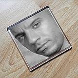 VIN DIESEL - Original Art Coaster #js002