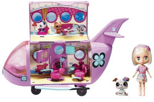 Imagen principal de Littlest Pet Shop 313941480 - El avión de Blythe