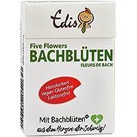 Edis Five Flowers Bachblüten Kaugummis Honigmelone, 36g, in Firstbox. preisvergleich bei billige-tabletten.eu