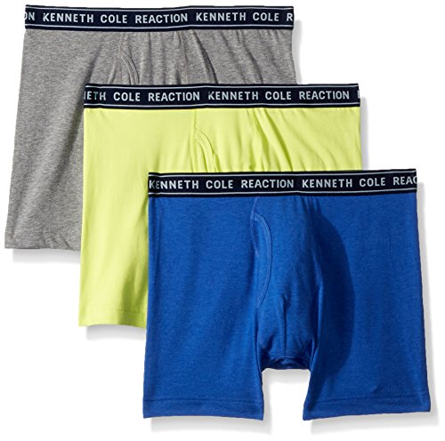 Kenneth Cole Reaction Men's Boxer Briefs Pack of 3
