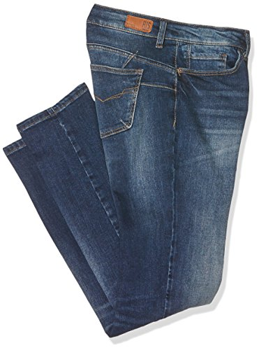 H.I.S, Skinny Jeans Donna Blau (advanced 9712)