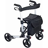 NRS Healthcare M66739 Compact Easy Rollator – faltbare Gehhilfe