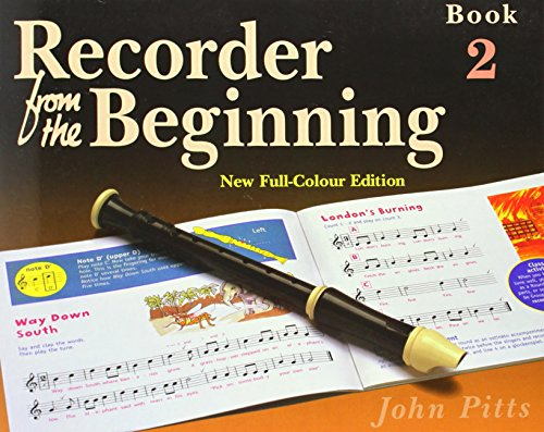 recorder-from-the-beginning-pupils-edition-bk-2