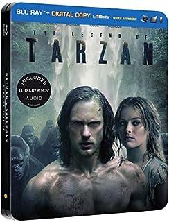 The Legend of Tarzan (Limited Steelbook) Alexander Skarsgård, Samuel L Jackson, Christoph Waltz