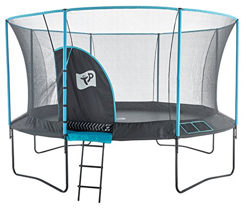 TP Toys 14 ft Genius Round Trampoline Best Price and Cheapest