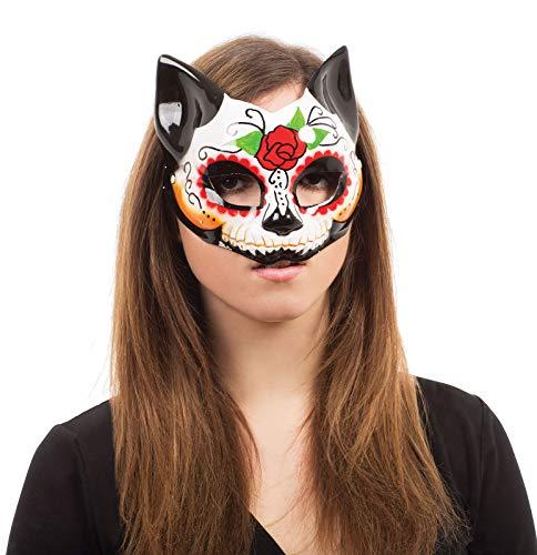 Erwachsene Kitty Kostüm - labreeze Day of the Dead Kitty