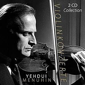 Violin Concertos - Bach, Beethoven & Bartok by Yehudi Menuhin