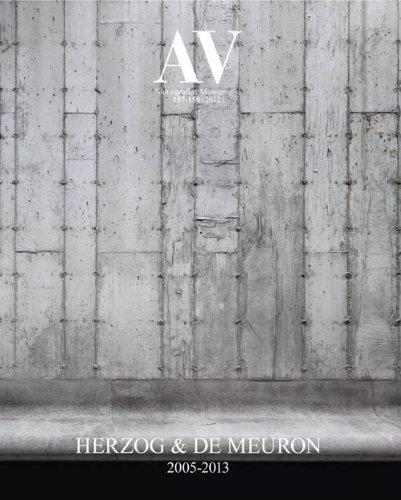 Av 157-158 - Herzog & De Meuron