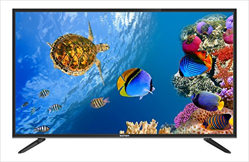 BIGTRON 40B5300 40 inches (101.6 cm) Full HD LED TV (Black) with Wall Bracket
