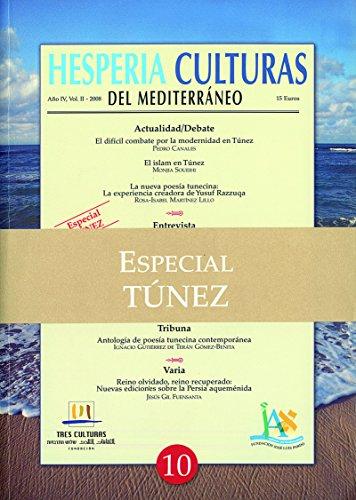 Hesperia Culturas del Mediterráneo Especial Túnez por Pedro Canales