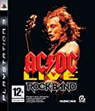 Cheapest AC/DC Live: Rockband on PlayStation 3