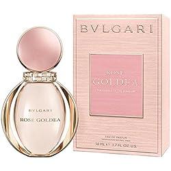 Bvlgari goldea Women, Eau de Parfum, Spray, Rosa, Penna