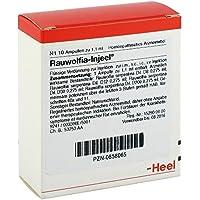 RAUWOLFIA INJEEL Ampullen 10 St preisvergleich bei billige-tabletten.eu