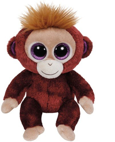 "Beanie Boo Monkey - Boris - 15cm 6"""
