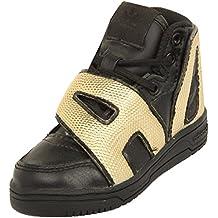 brand new 61f08 00722 adidas Jeremy Scott Unisex Sneakers JS LETTER GOLD I Negro Oro