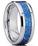 Best Metal Masters Wedding Rings - Metal Masters Co. Tungsten Carbide Blue Dragon Ring Review