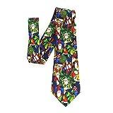 Fenical Cravatta natalizia cravatta cravatta in seta moda uomo cravatta cravatta in seta