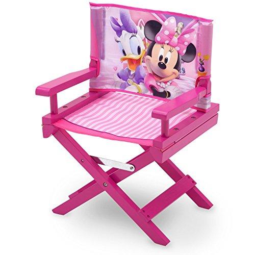 Faltstuhl für Kinder - Direktorstuhl - Minnie Mouse- Camping