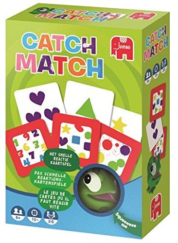 Catch Match: Das schnelle Reaktions-Kartenspiel
