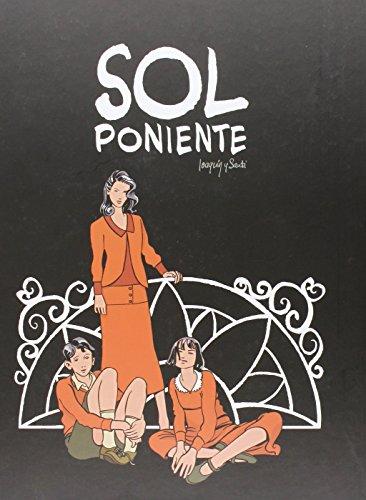 SOL PONIENTE (PAERS GRISOS) por María Isabel Santisteban