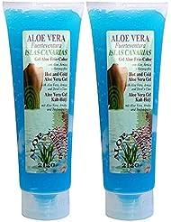 Aloe Herbal 2120 Gel Aloe frío-calor 250ml x 2