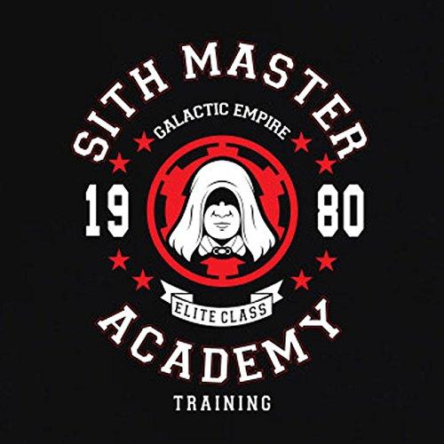 TEXLAB - Sith Master Academy - Herren T-Shirt Grün