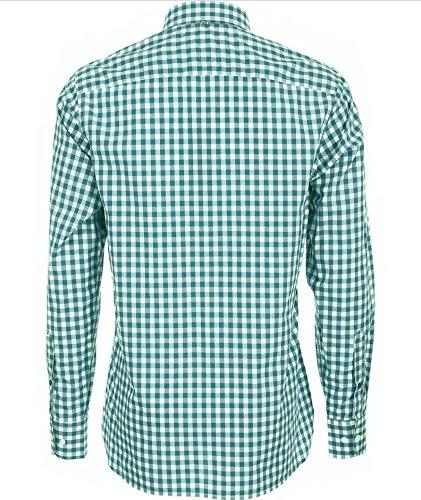 Tommy Hilfiger Custom-Fit Hemden Grün