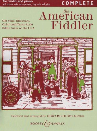American Fiddler-Old Time-Bluegrass-Caju...