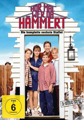 Home Improvement: Season 6 (EU-Import / Region 2) (English audio) by Tim Allen (Dvd Home Improvement)