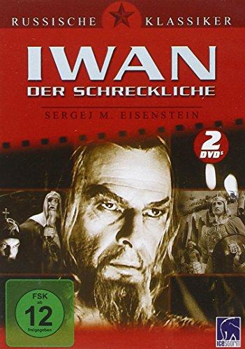 Iwan, der Schreckliche, Teil I & II (2 DVDs) (Iwan Männer)