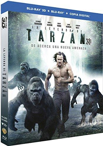 Legend of Tarzan (The Legend of Tarzan, Spanien Import, siehe Details für Sprachen)