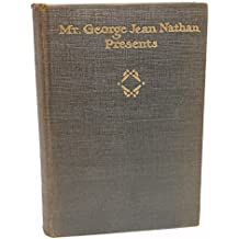 Mr. George Jean Nathan presents 1917 [Hardcover]