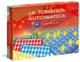 Clementoni 16552 - Tombola Automatica, 48 Cartelle