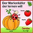 Kinder Bücher in Deutsch: Gemüse (lesen lernen 2)