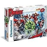 Clementoni - Maxi puzzle, diseño Vengadores/Avengers Classic, 104 piezas (236893)