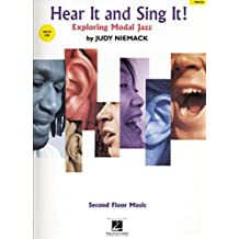 Hear It And Sing It! - Exploring Modal Jazz -Voice Book & CD-: Noten, CD für Gesang