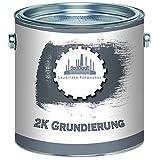 Lausitzer Farbwerke traditionelle 2K Grundierung im Set 2 komponenten Grundierung
