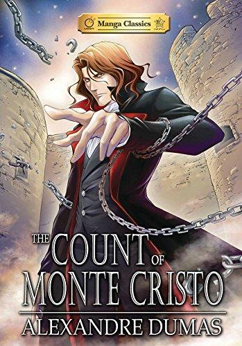 Count Of Monte Christo (Manga Classics) por Alexandre Dumas