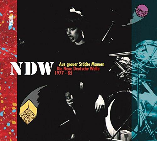 Ndw-die Neue Deutsche Welle 1977-85,Teil 1 (Geist Recorder)