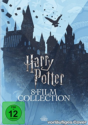 Harry Potter: The Complete Collection [8 DVDs]