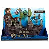 Disney Pirates of the Caribbean Silent Mary Ghost Ship Playset