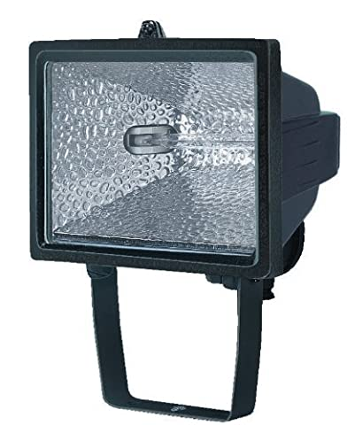 Electraline 63002 Projecteur halogène à fixer/ampoule 400 W
